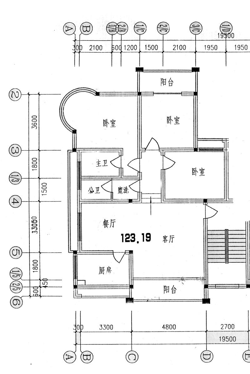上传住房平面图,诚求房屋设计方案,有请设计师!