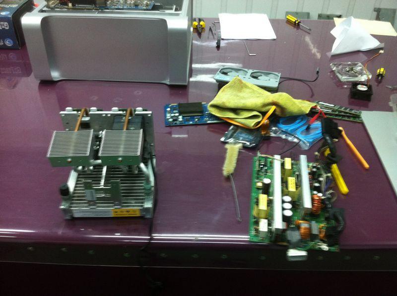 一个是电路相关,比如开机模块
